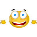 128x128px size png icon of hug