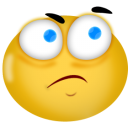 128x128px size png icon of upset