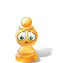 128x128px size png icon of Pawn Chess