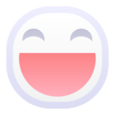 laugh 256x256 Icon