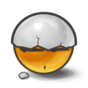 128x128px size png icon of Hidden
