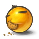 128x128px size png icon of Nom nom