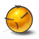 128x128px size png icon of Shout