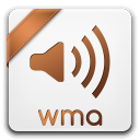 128x128px size png icon of wma