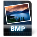 128x128px size png icon of Bmp File