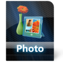 128x128px size png icon of Photo File