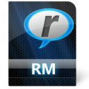 128x128px size png icon of Rm File