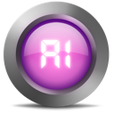 128x128px size png icon of 01 Ai