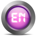 128x128px size png icon of 01 En