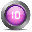 128x128px size png icon of 01 Id