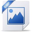 128x128px size png icon of bmp