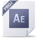 128x128px size png icon of proj