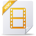 128x128px size png icon of wmv