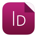 128x128px size png icon of id
