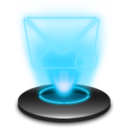 128x128px size png icon of Mail