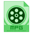 128x128px size png icon of mpg