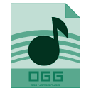 128x128px size png icon of ogg