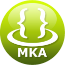 MKA green lcd Icon