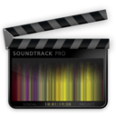 128x128px size png icon of fcs 1 soundtrack pro