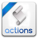 128x128px size png icon of actions
