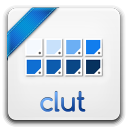 128x128px size png icon of clut