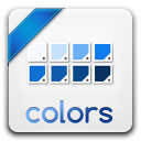 128x128px size png icon of colors