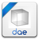 128x128px size png icon of dae