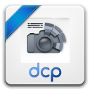 128x128px size png icon of dcp