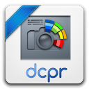 128x128px size png icon of dcpr
