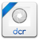 128x128px size png icon of dcr