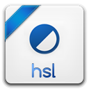 128x128px size png icon of hsl
