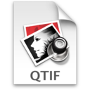 128x128px size png icon of qtif