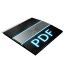128x128px size png icon of Pdf file