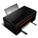 128x128px size png icon of Print