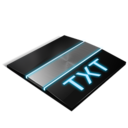 128x128px size png icon of Txt file