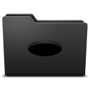 128x128px size png icon of hole