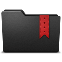 128x128px size png icon of ribbon