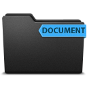 128x128px size png icon of ribbondoc