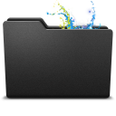 128x128px size png icon of splosh 2