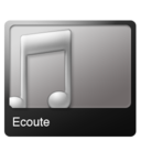128x128px size png icon of Ecoute