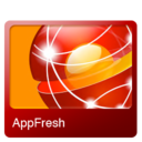 128x128px size png icon of Appfresh