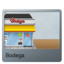 128x128px size png icon of Bodega