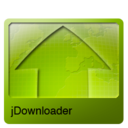 128x128px size png icon of Jdownloader
