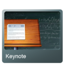 128x128px size png icon of Keynote 2