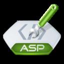128x128px size png icon of Adobe dreamweaver asp
