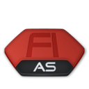 128x128px size png icon of Adobe flash as v2
