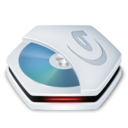 128x128px size png icon of Drive BDRom