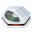 128x128px size png icon of Drive DVDRom