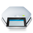 128x128px size png icon of Drive Floppy 3 5