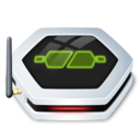 128x128px size png icon of Drive NetworkDrive Online